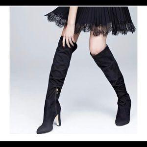 Ivanka Trump Over The Keen Heel Boots Size 7M